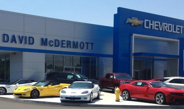 Dave McDermott Chevrolet - East Haven, CT