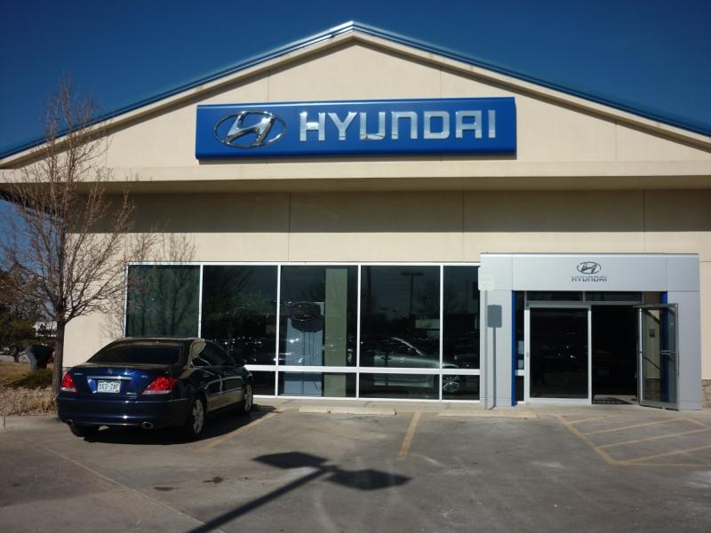 Shortline Huyndai - Aurora, CO